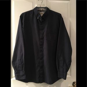 LLBean men's button down shirt